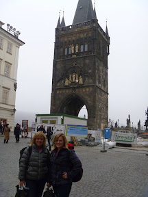 the most famous bridge in Czech is still just a bridge