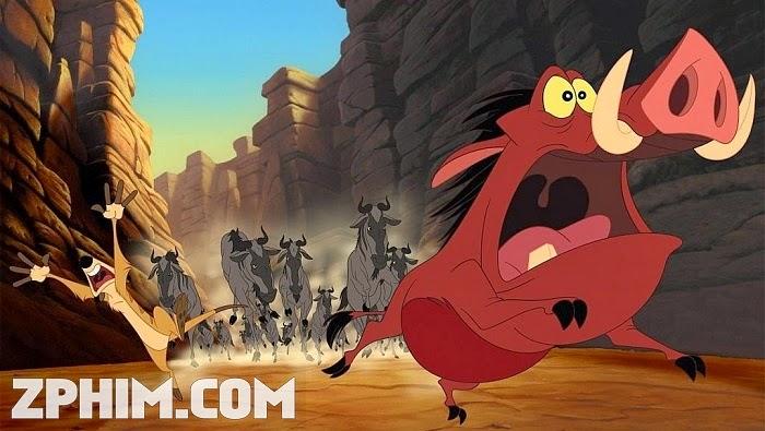 Ảnh trong phim Vua Sư Tử 3 - The Lion King 1½ 1