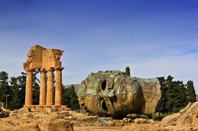 Tempio di Castore e Polluce