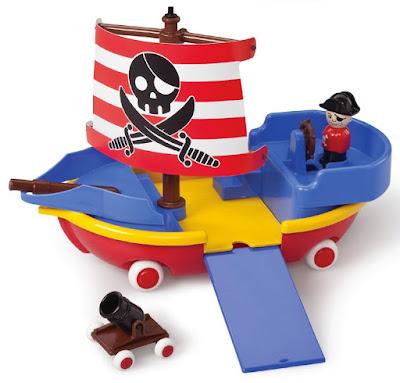 Đồ chơi Tàu cướp biển Viking Toys V1595