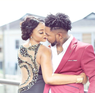Check Out Newly Released Pre-wedding Photos Of Oritsefemi And His Wife, Nabila