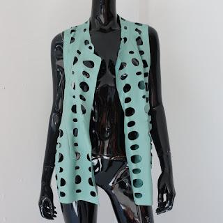Marni Leather Vest