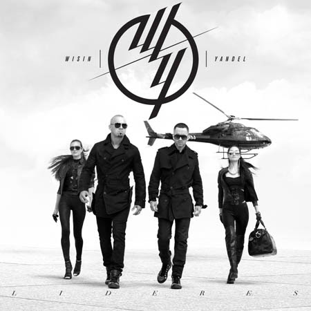 Wisin and Yandel feat. Chris Brown - Algo Me Gusta De Ti Lyrics