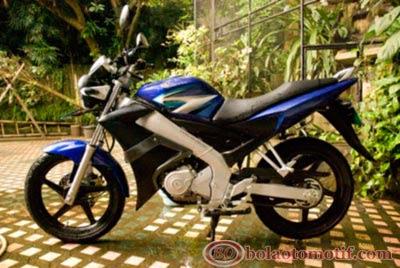 Modifikasi Yamaha V Ixion Konsep Yzf R125 Bolaotomotif Com