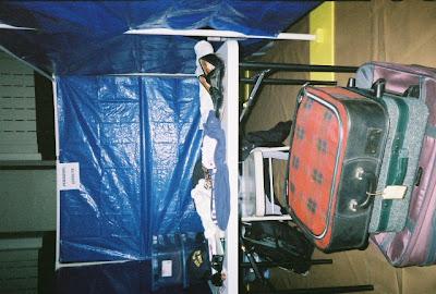 CERT Visit Temporary Morgue DMORT III 2007