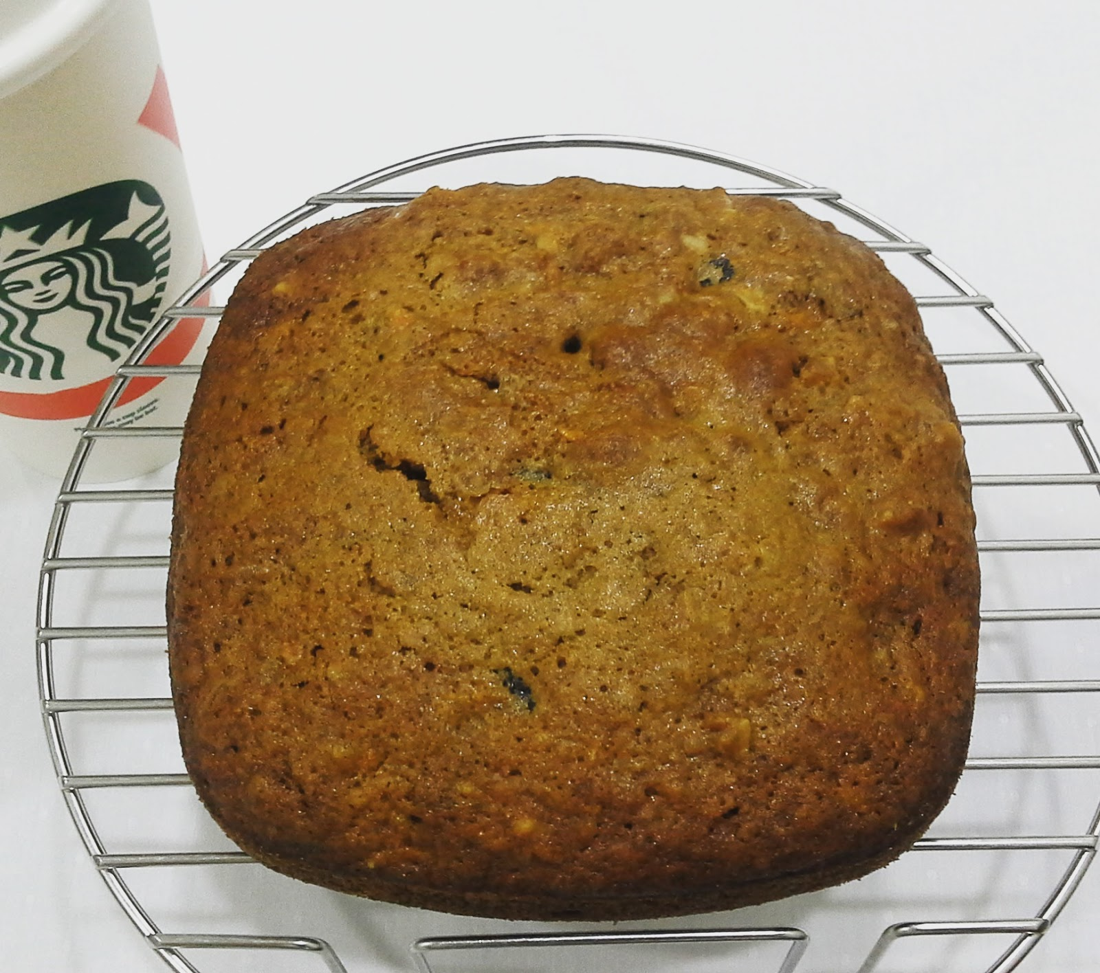Bourbon Infused Carrot Cake Using Airfryer The Hedgehog