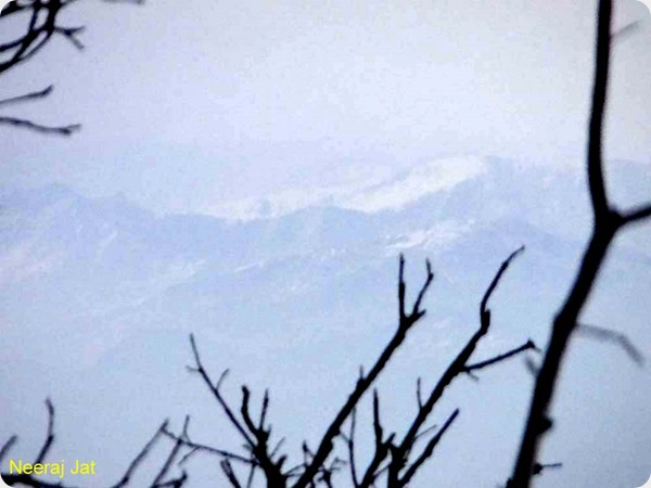 Nagtibba In january