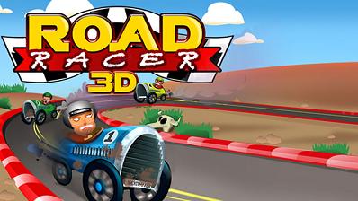 Road Racer 3D [By KitMaker] RR1