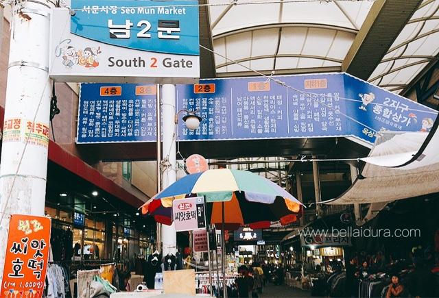 pasar korea, barang murah korea