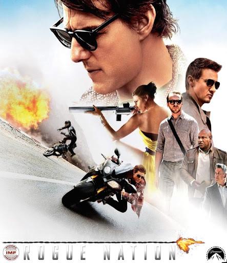 Mission Impossible 5 (2015) มิชชั่น:อิมพอสซิเบิ้ล 5 ปฏิบัติการรัฐอำพราง