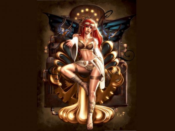Sweet Angel, Magic Beauties 4