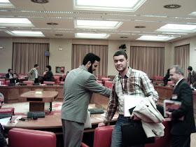 Construyendo Comunidaes con Futuro. Abdelaziz Hammaoui