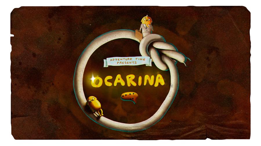 Hora de Aventura: Ocarina