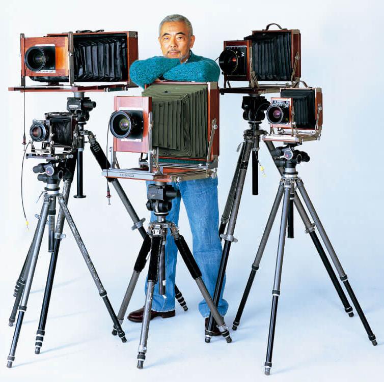 Sir Amano - bậc thầy của thủy sinh - ông còn là một nhiếp ảnh gia