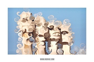Indivue, taidetta Barcelonasta