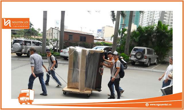 thuê xe tải chở hàng Cần Giờ