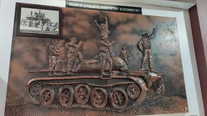 Longewala battle field in Jaisalmer