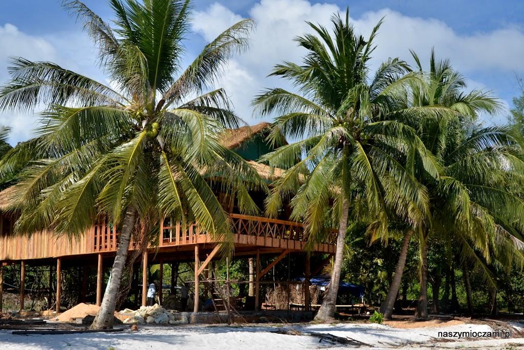 Wyspa przygotowyje się do sezonu turystycznego, powstają nowe miejsca noclegowe