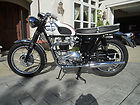 Fully Restored 1966 Triumph Bonneville