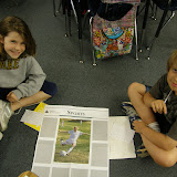Lake Park Elementary 3rd Grade Class: Our City - P5160024.JPG