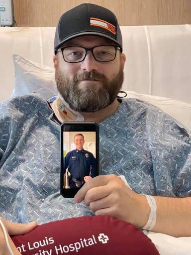 Missouri police officer receives kidney from slain Independence officer