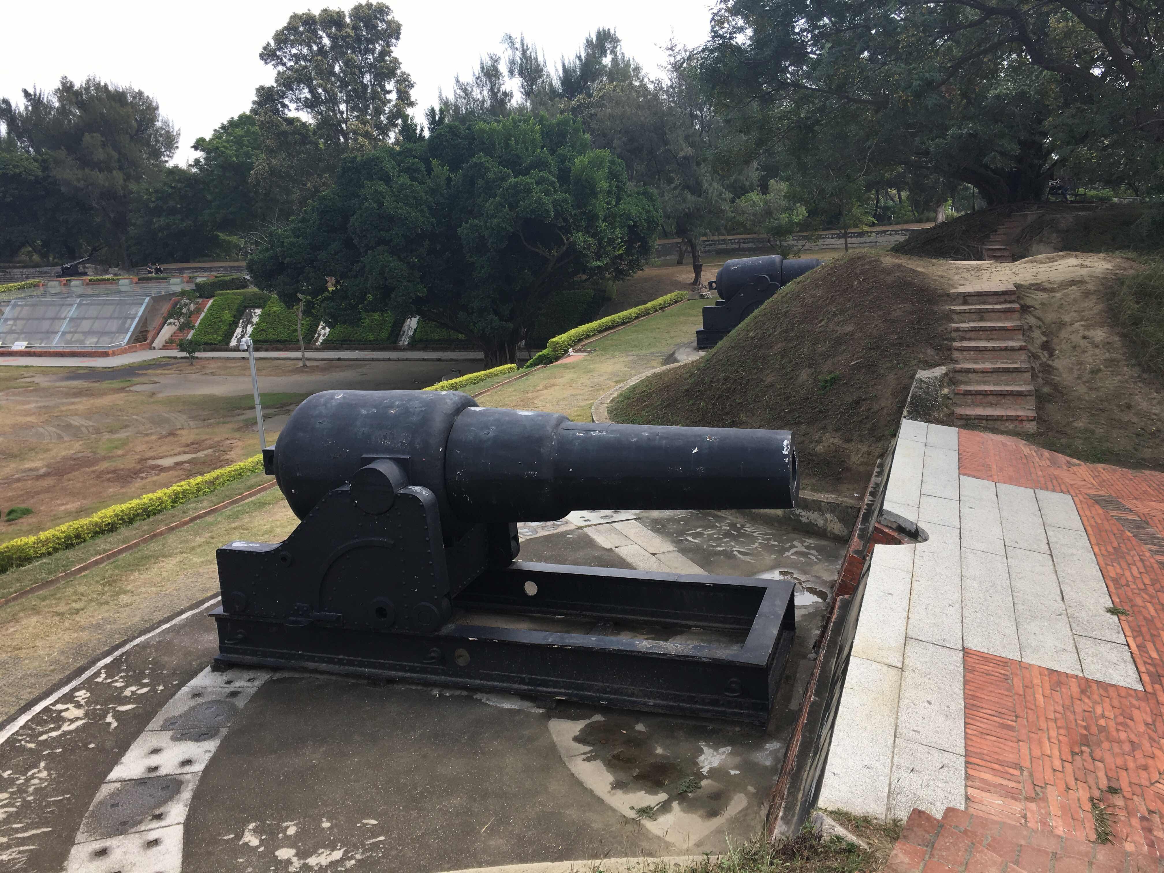 anping old fort fort zeelandia eternal golden castle tainan Taiwan