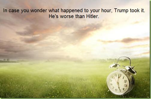 trump daylight saving