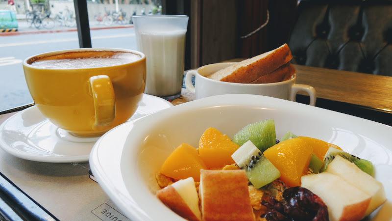 BARISTA COFFEE 西雅圖極品咖啡蛋沙拉三明治.JPG