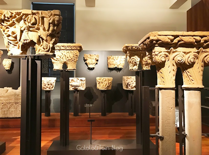 mundo medieval en el museo arqueológico nacional