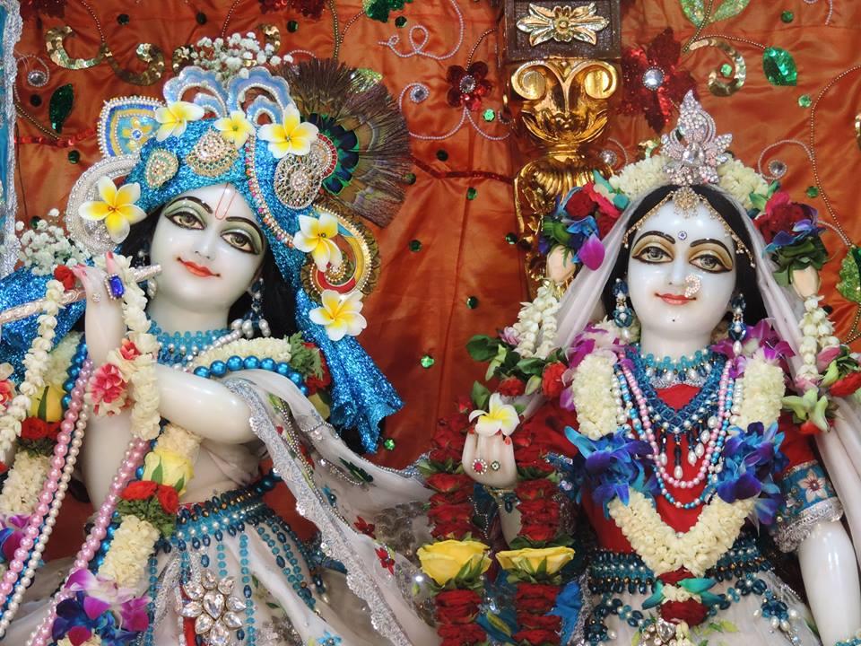 ISKCON Bangalore Deity Darshan 30 May 2016 (5)