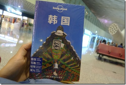lonely planet - seoul chinese version