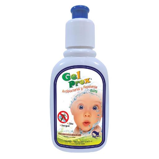 Gel Antibacterial Repelente SNC Pharma Baby 100ml