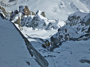 Couloir Coolidge au Viso