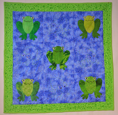 Frog Wall Hanging