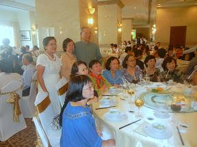Đám cưới con gái Việt Thắng k2 và Lê Hùng k5