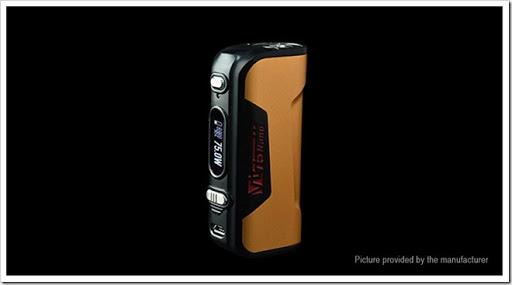 5978600 1 thumb%25255B2%25255D - 【海外】HCigar VT75/VT75 Nano用のバッテリーカバー、510コネクタ、フレームボディなど外装交換パーツ【Evolv DNA】
