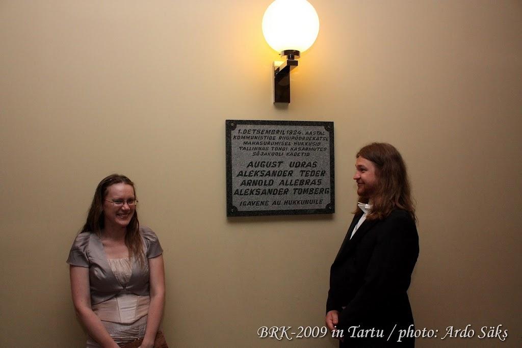 46. Balti Rahvaste Kommers / 46-th Commers of Baltic Fraternities - BRK2009_t062.JPG
