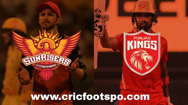 SRH vs PBKS IPL 2021 Live Streaming: When and where to watch on TV and online. Sunrisers Hyderabad  Punjab Kings