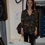 WWW.ENTSIMAGES.COM -   Kathryn Prescott at       No Cigar Magazine - issue launch party at agnés b, 35-36 Floral Street, London, July 4th 2013                                            Photo Mobis Photos/OIC 0203 174 1069