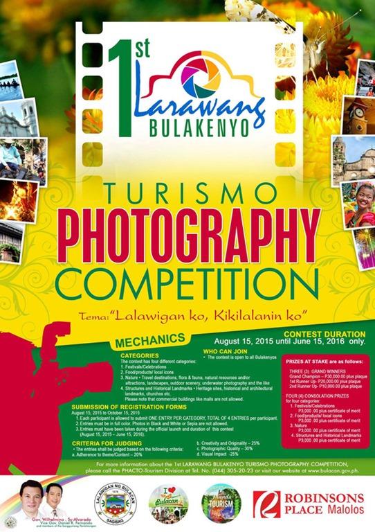 1st Larawang Bulakenyo Photo Contest