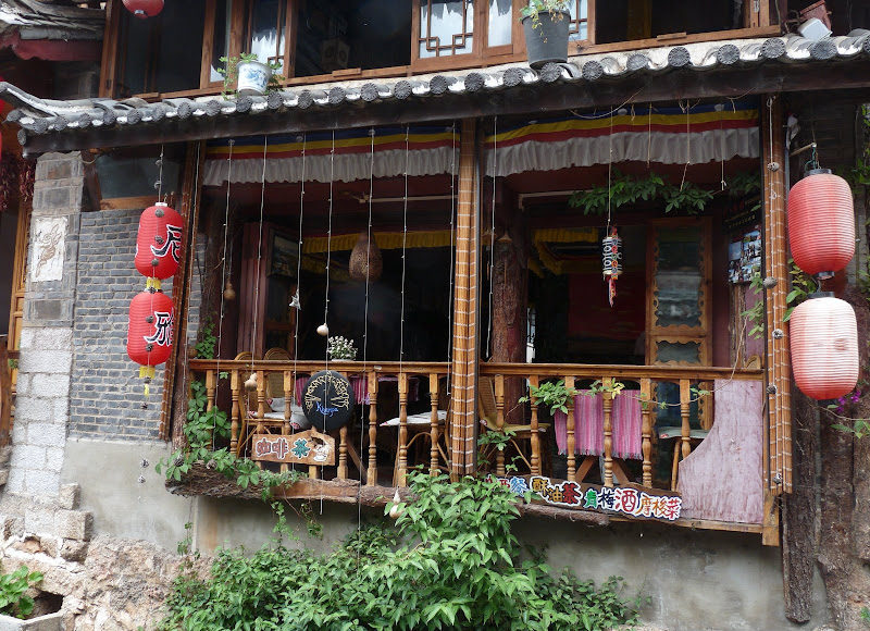 Chine. Yunnan.LIJIANG , Dragon snow mountain,puis lac LUGU - P1230341.JPG