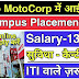 Hero MotoCorp Ltd कंपनी में आई भर्ती | ITI Campus Placement | ITI Trade Job & Apprenticeship 2020