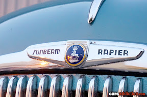 Sunbeam Rapier Badge