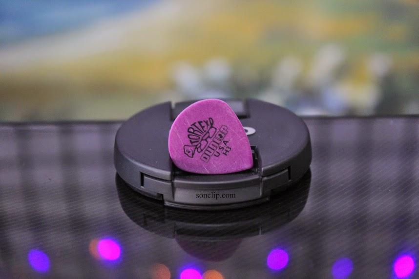 Miếng Gảy - Dunlop Tortex Jazz Guitar Picks H3 (1.0 mm)