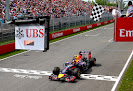 Daniel Ricciardo maiden win for Red Bull