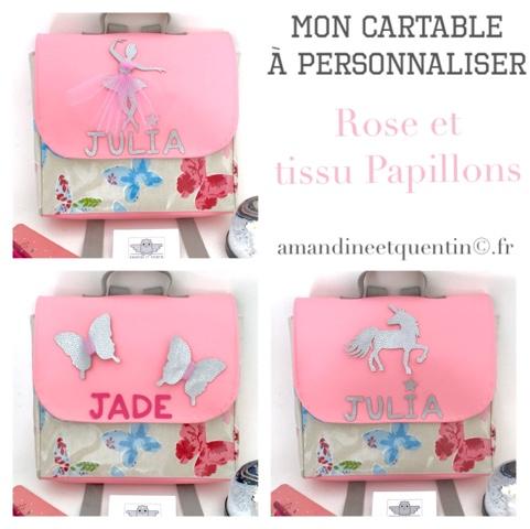 a0da4260b8 Amandine et Quentin - Cartables Personnalisés et Pochettes - Made In ...
