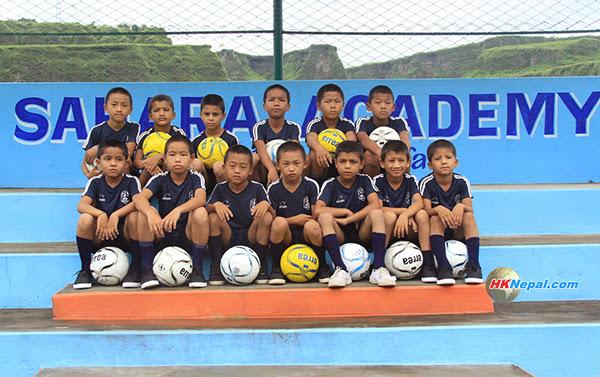 सहारा क्लब हङकङले आधारभूत फुटबल तालिम दिने