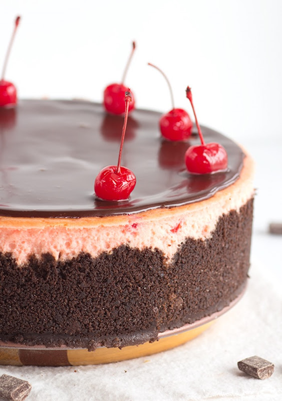 cherry-chocolate-chip-cheesecake