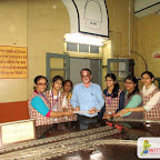 Field Trip to Zonal Railway Training Institute (Sr.KG.) 23-8-2017