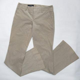 Gucci Corduroy Trousers